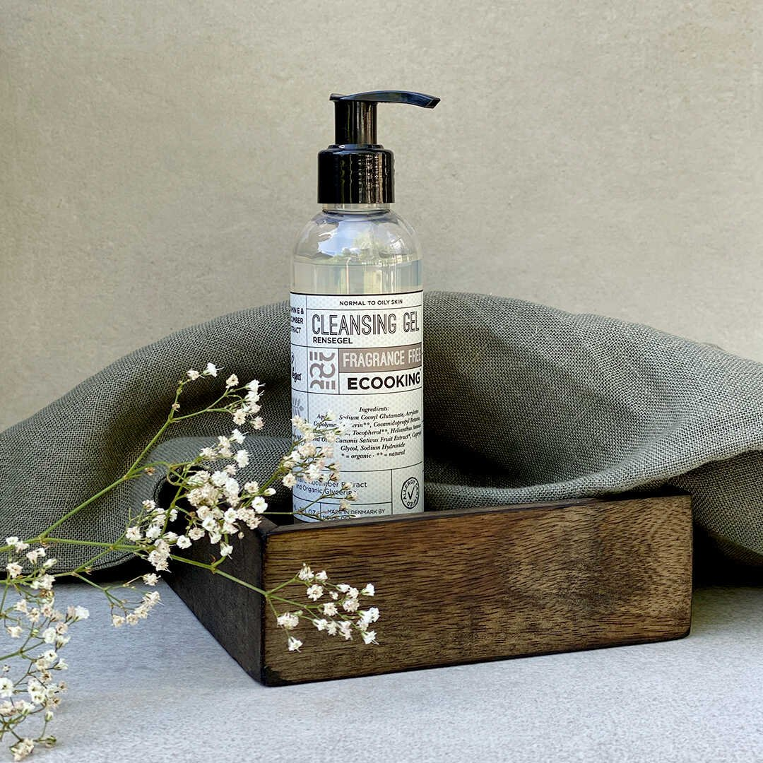 Cleansing Gel Fragrance Free 200 ml