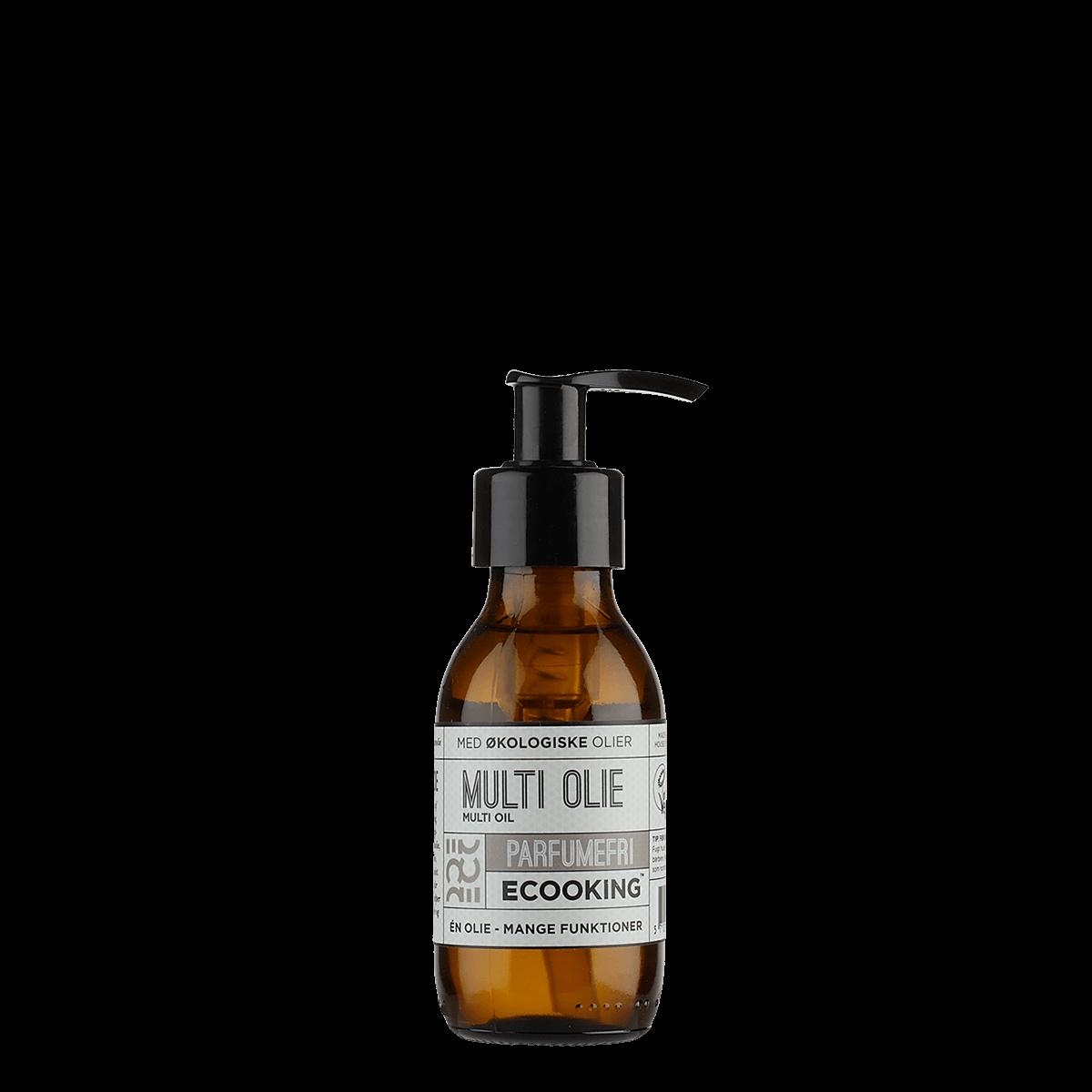 Multi Olie Parfumefri 100 ml