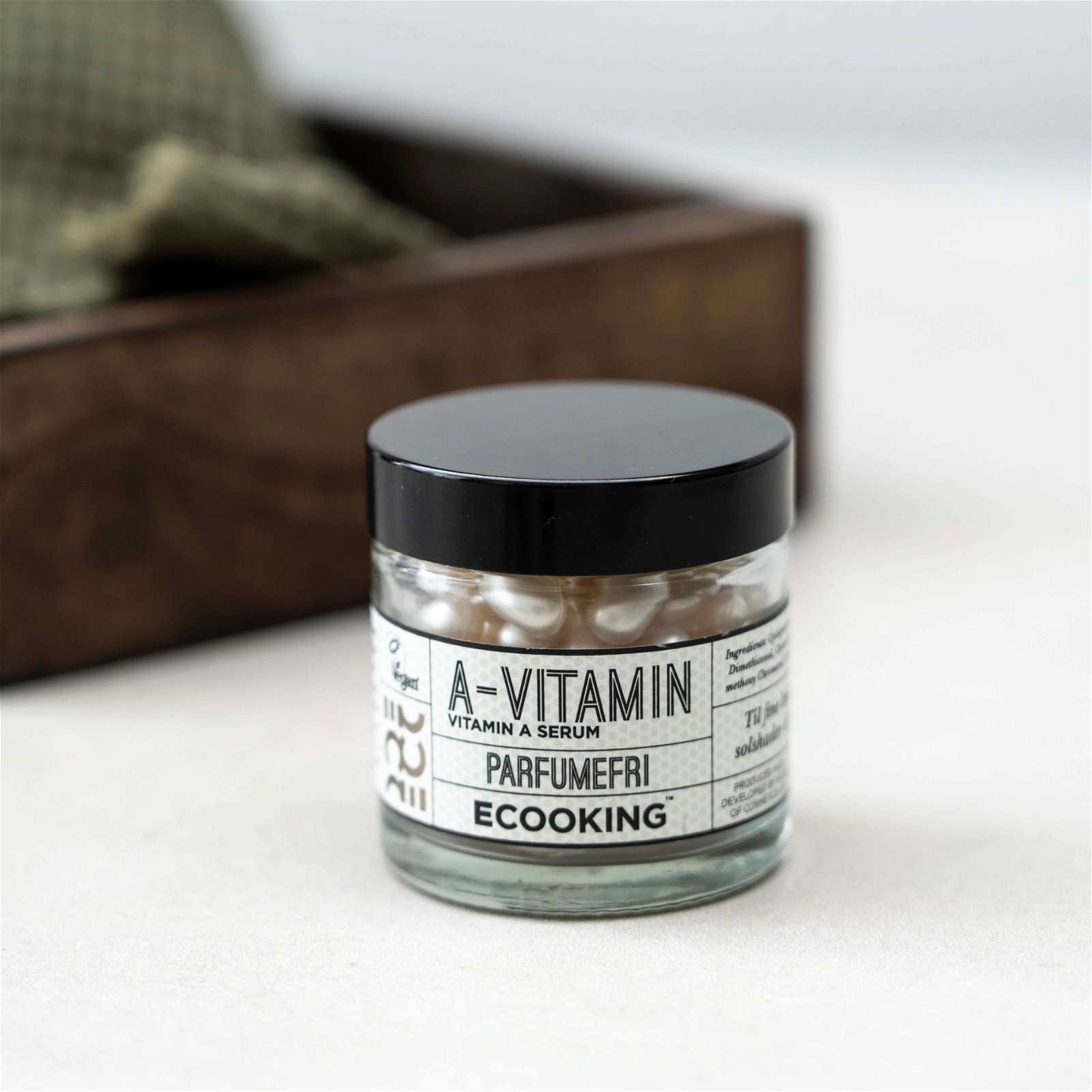 A-vitamin Serum i kapsler 60 stk.