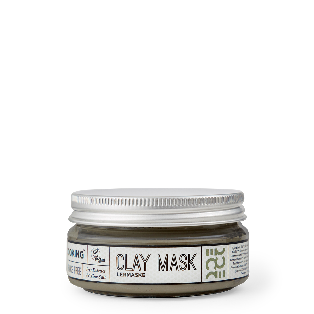 Clay mask 100 ml