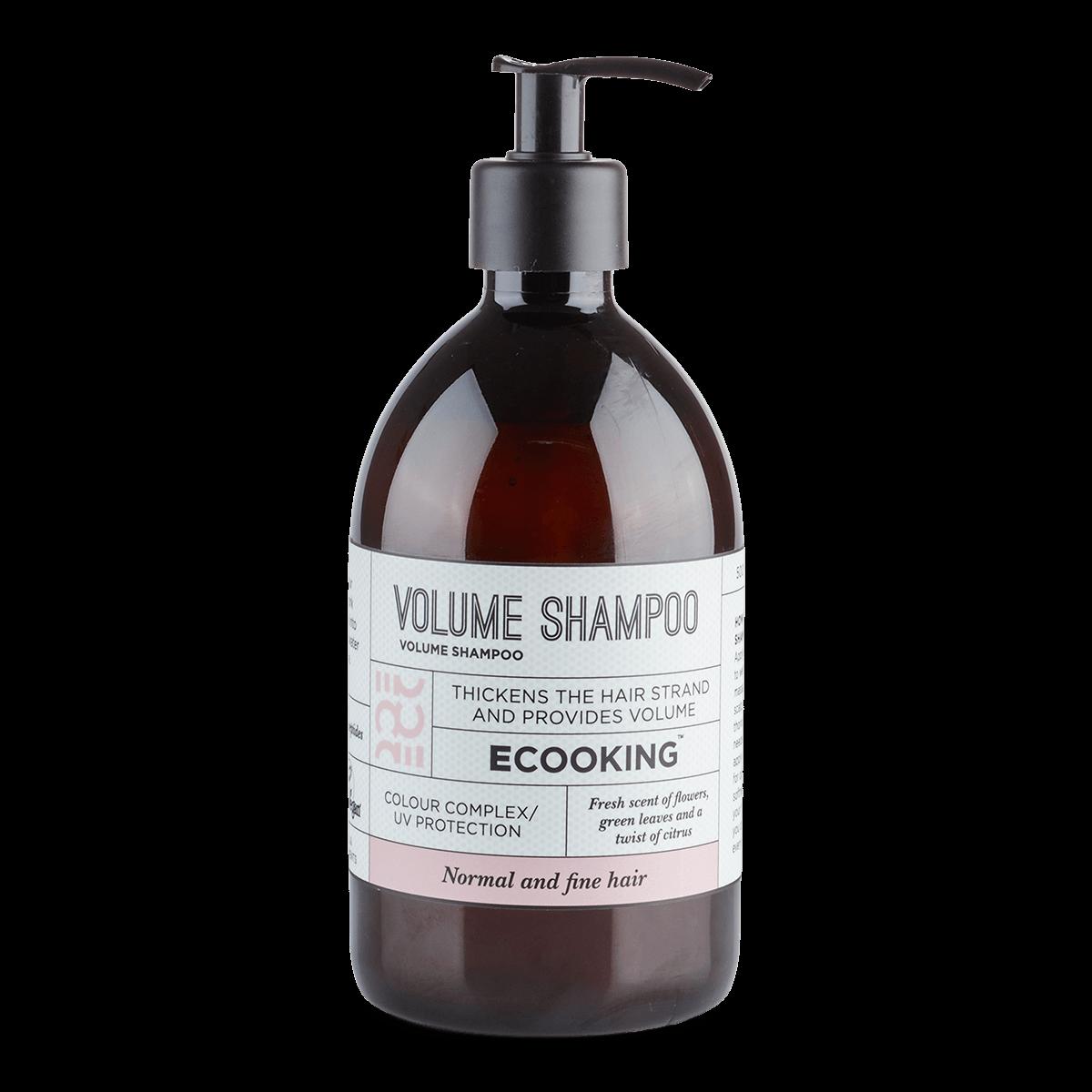 Volume Shampoo 500 ml