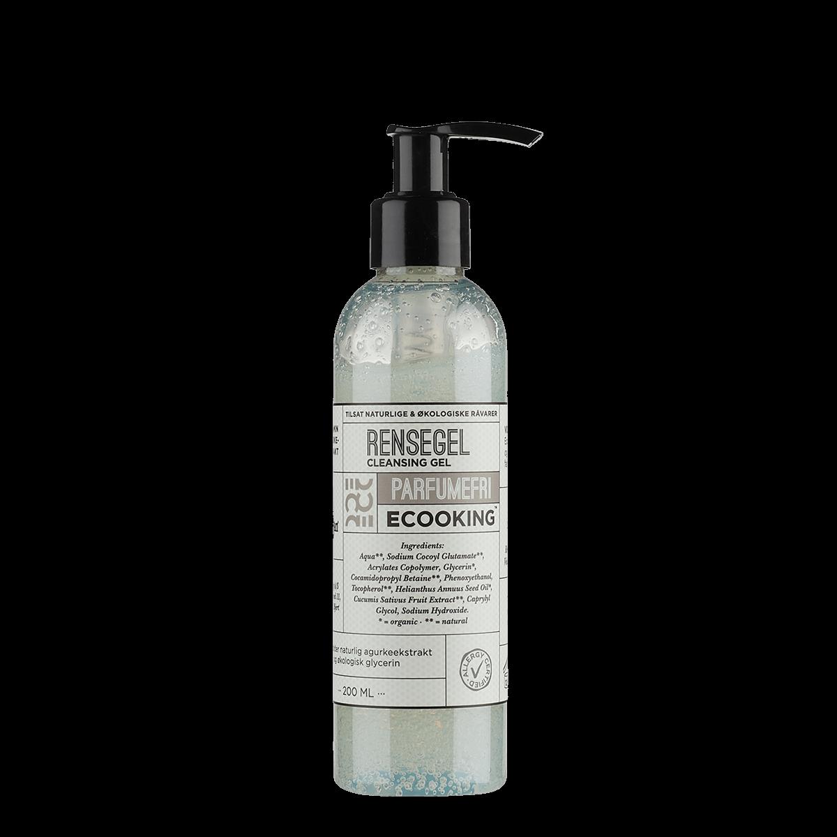 Rensegel Parfumefri 200 ml