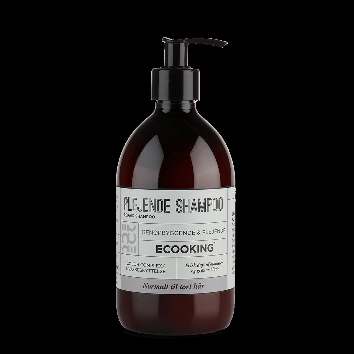 Plejende Shampoo 500 ml