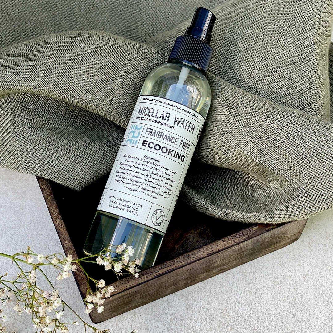 Micellar Water Fragrance Free 200 ml