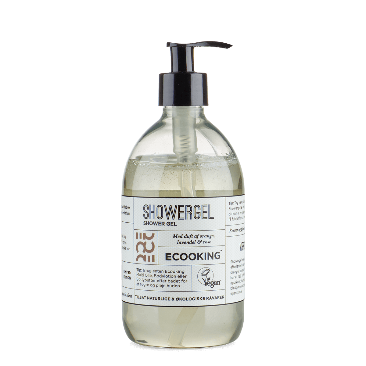 Shower Gel 500 ml