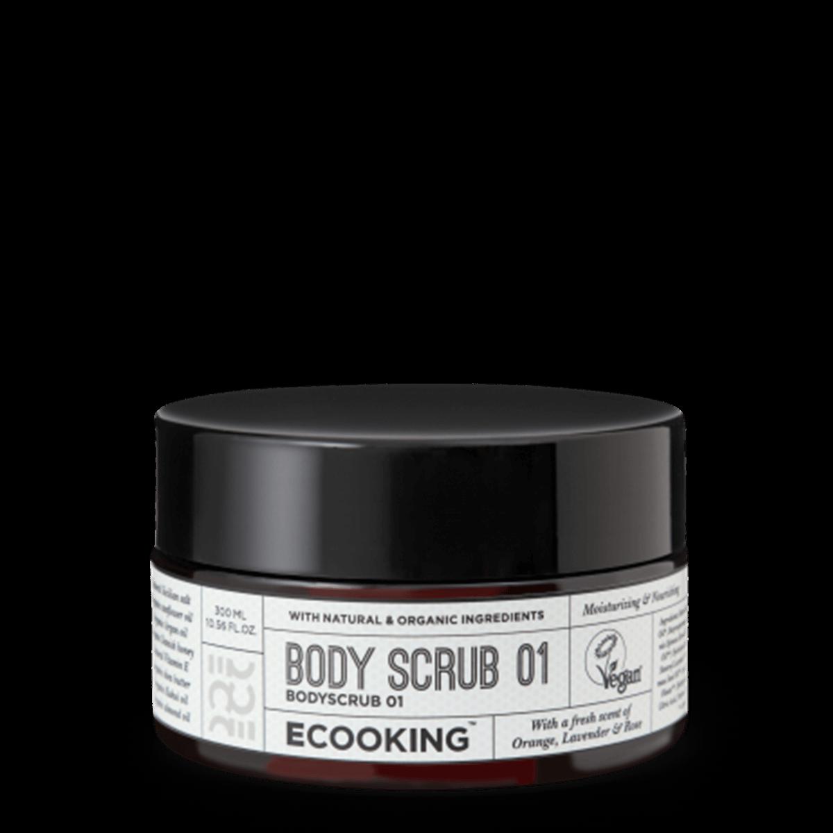 Body Scrub 01 300 ml