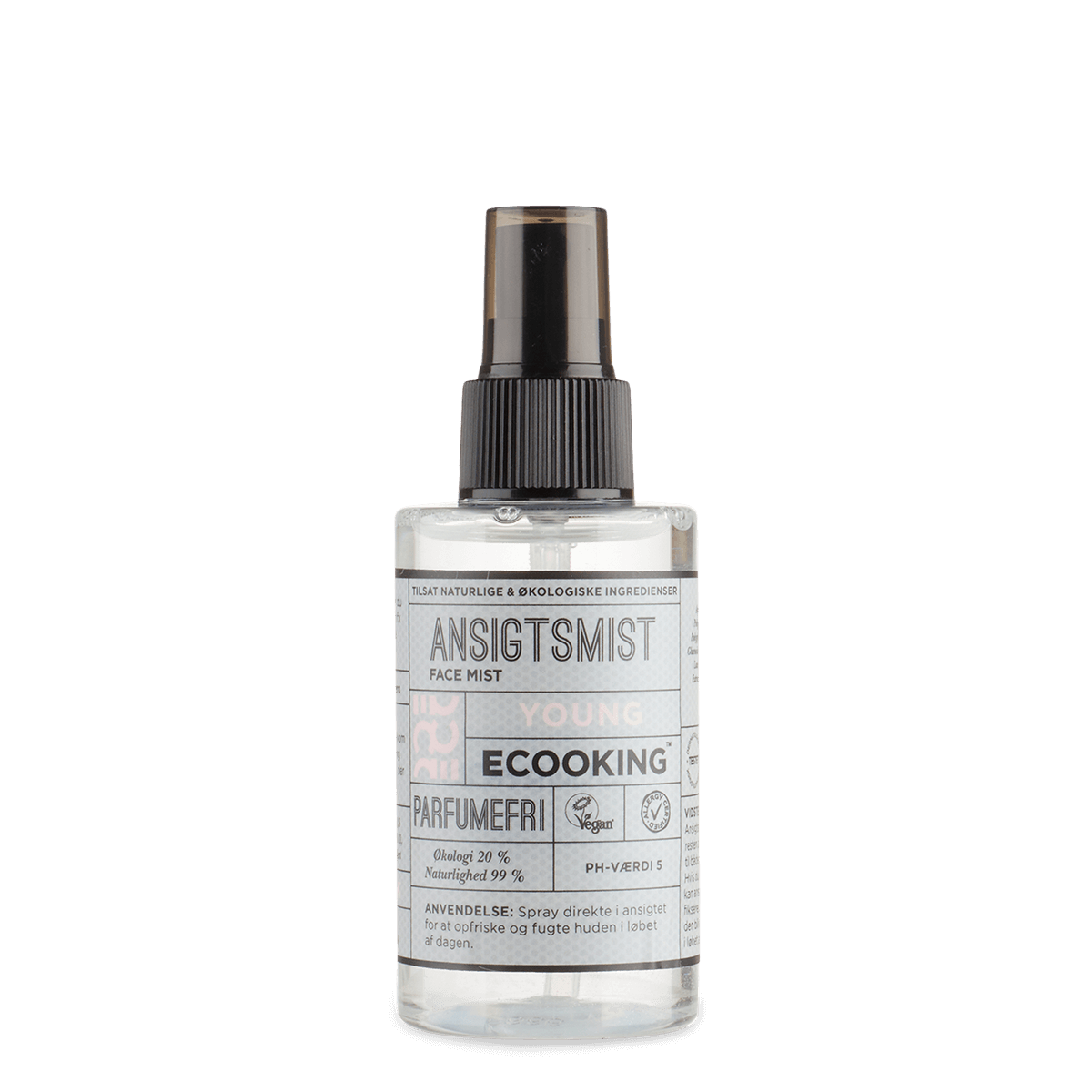 Young Ansigtsmist 125 ml