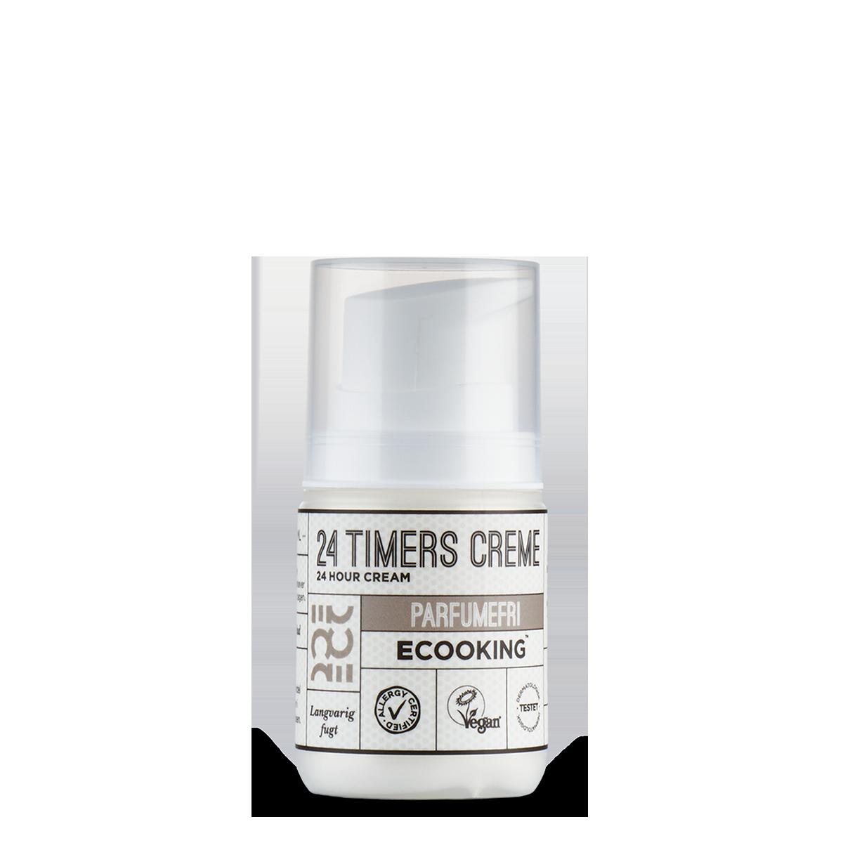 24 Timers Creme Parfumefri