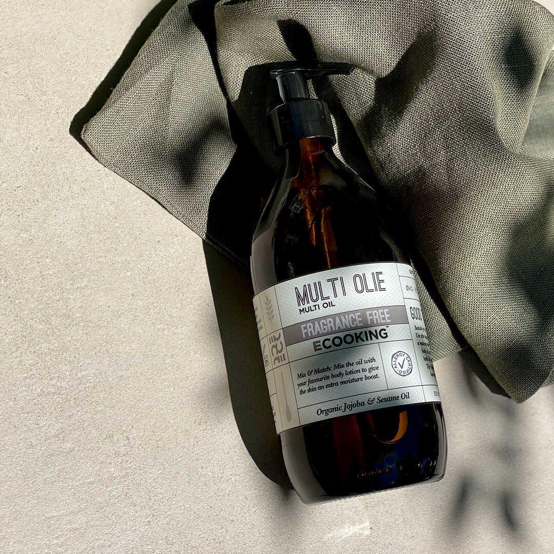 Multi Oil Fragrance Free 500 ml