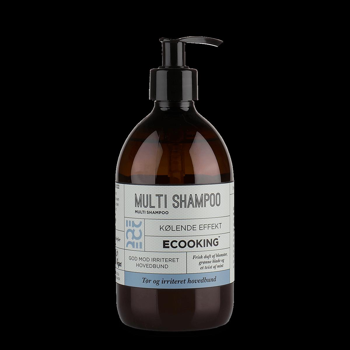 Multi Shampoo  500 ml