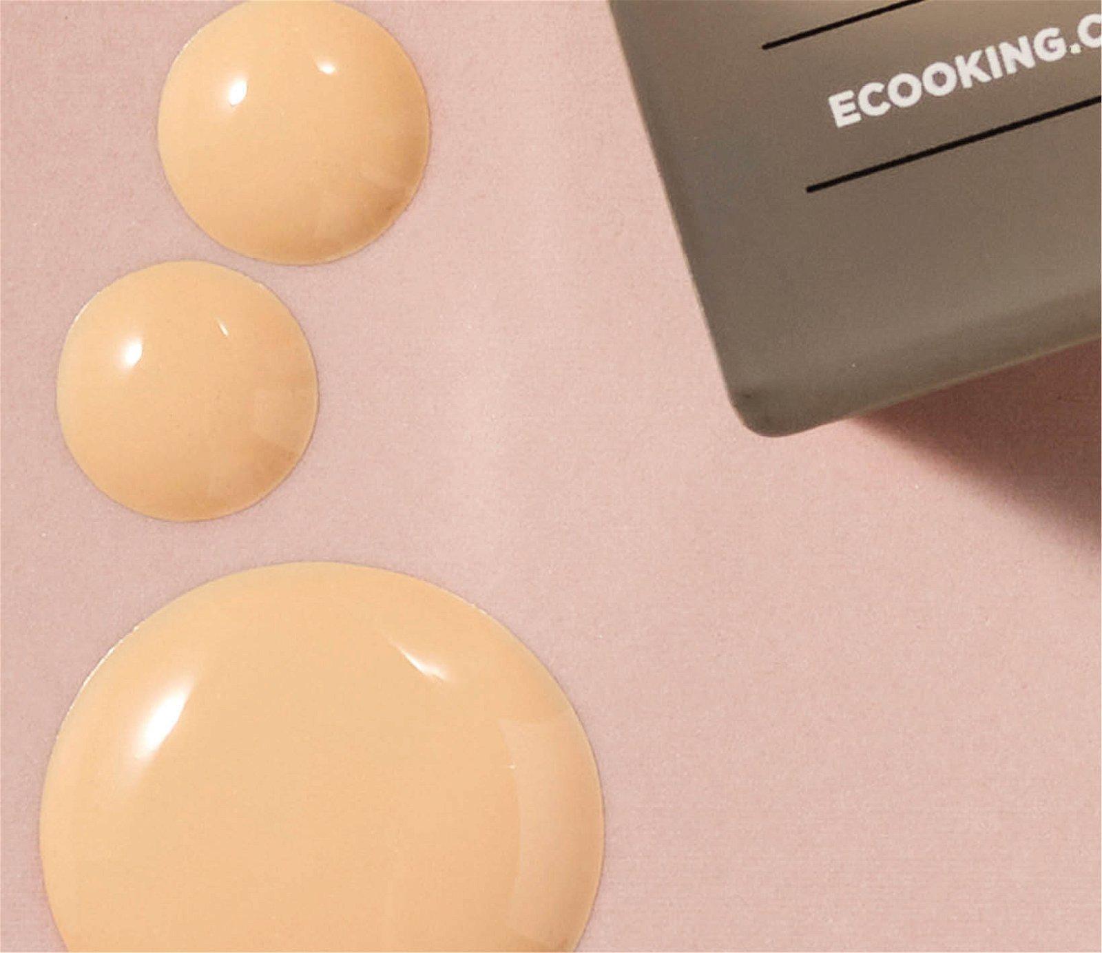 Ecooking makeup swatch