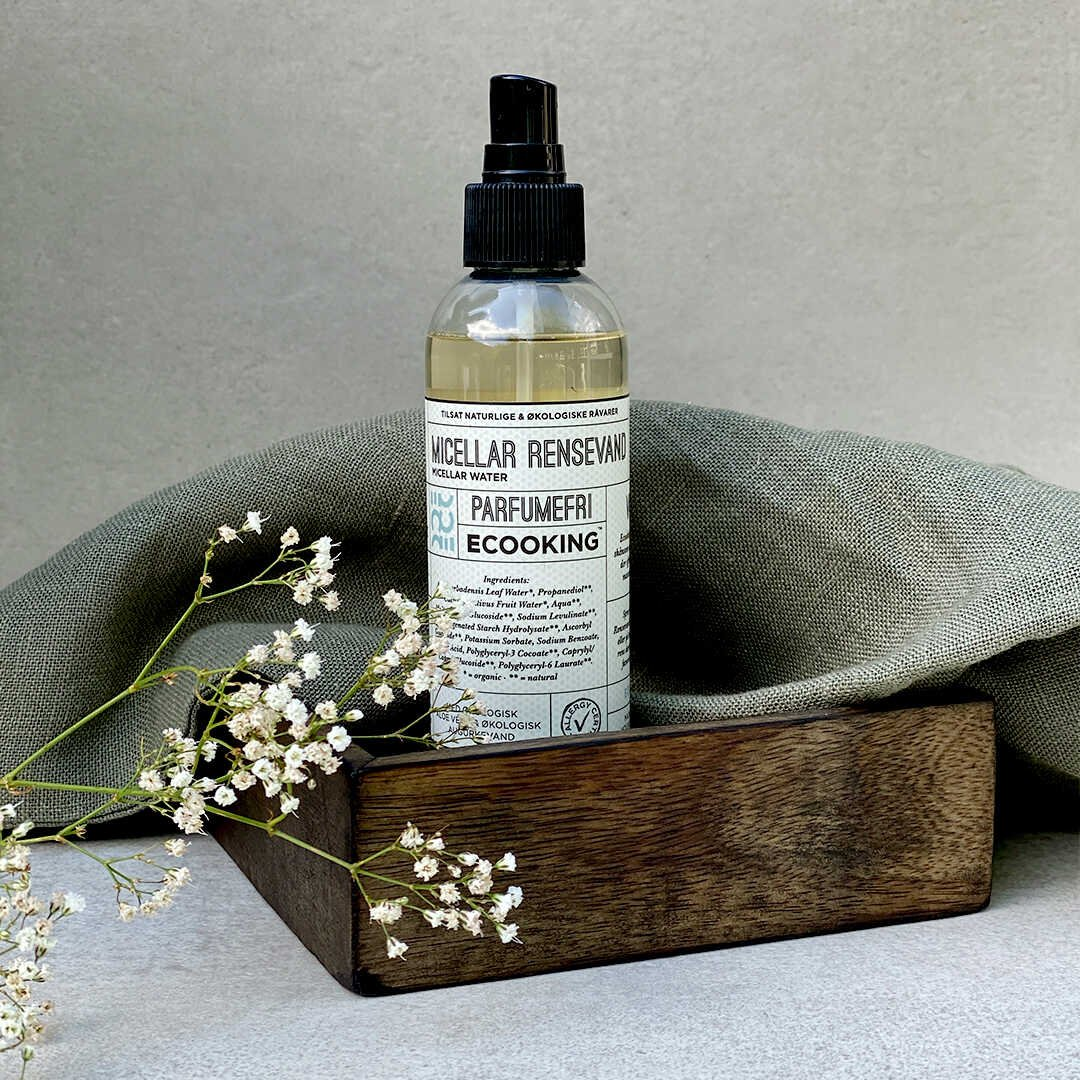 Micellar Rensevand Parfumefri 200 ml