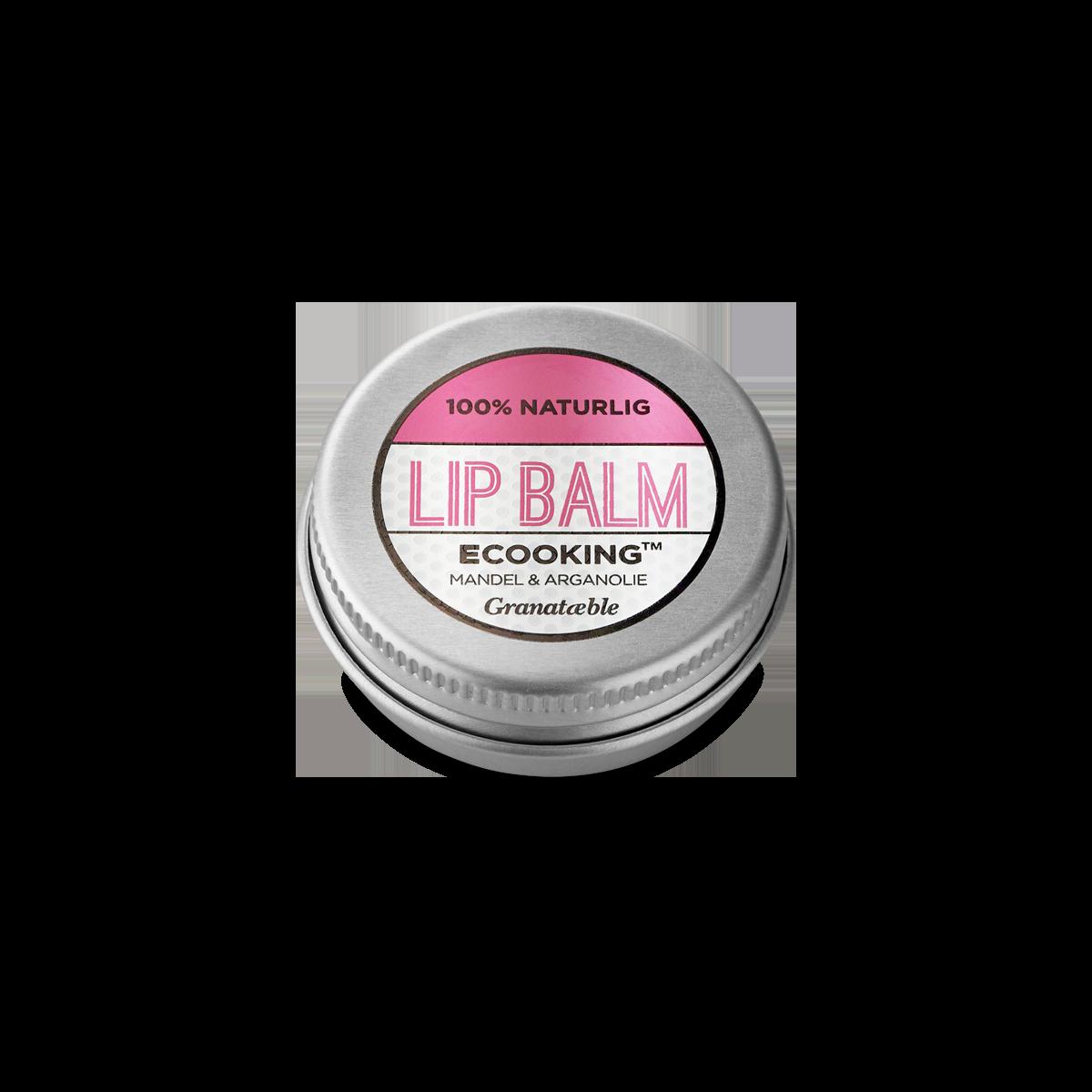 Lip Balm Granatæble 15 ml