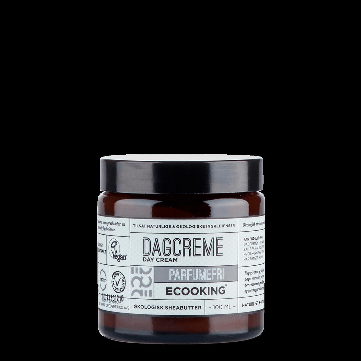 Dagcreme Parfumefri 100 ml