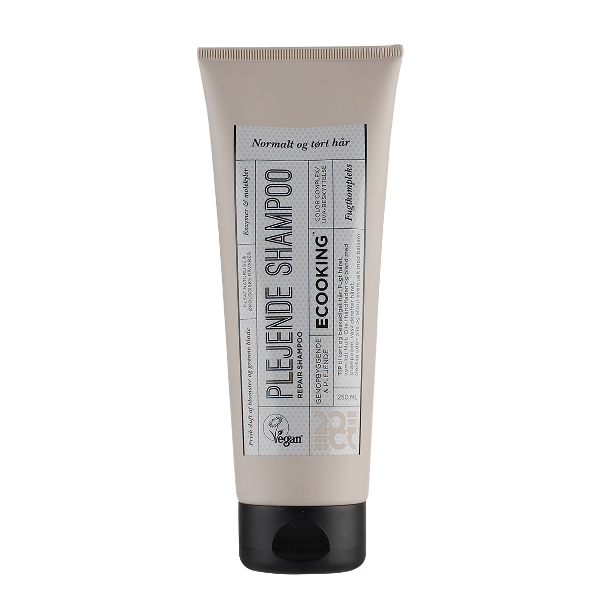 Plejende Shampoo 250 ml