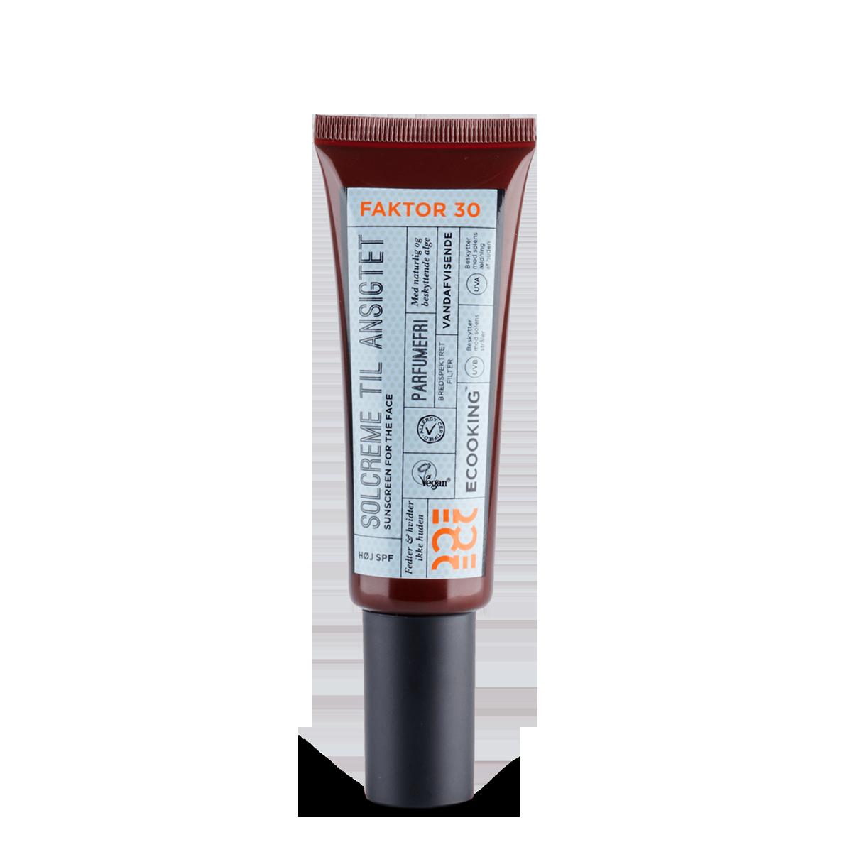 Solcreme til ansigtet SPF 30 | 50 ml