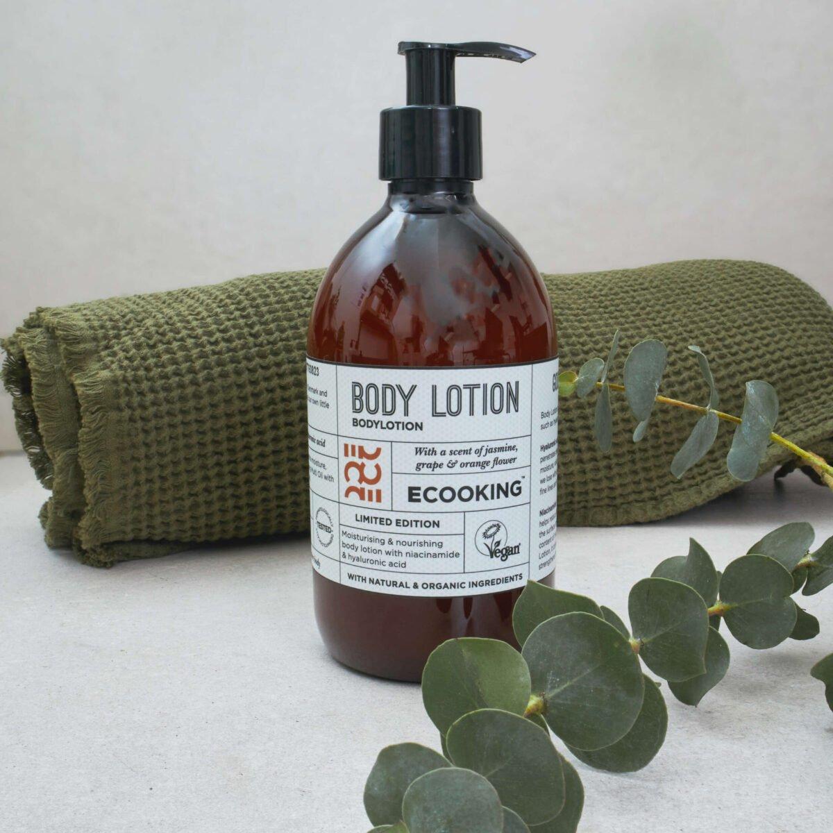 Body Lotion 500 ml