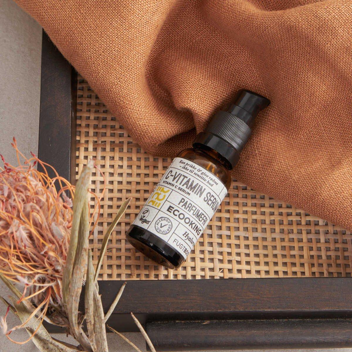 C-vitamin Serum Parfumefri 20 ml