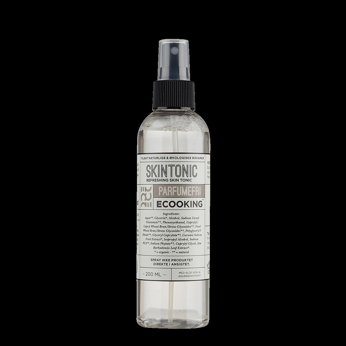 Skintonic Parfumefri 200 ml