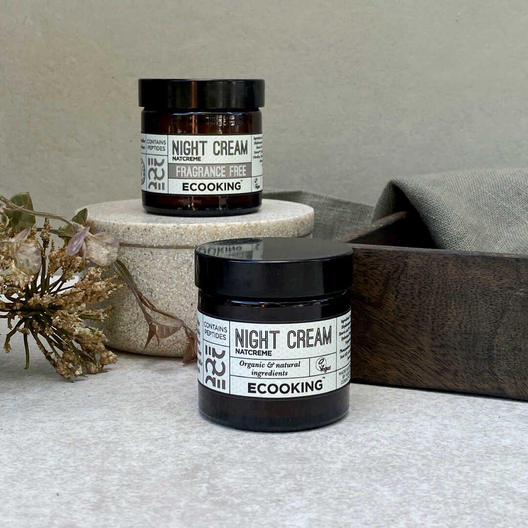 Night Cream Fragrance Free 50 ml