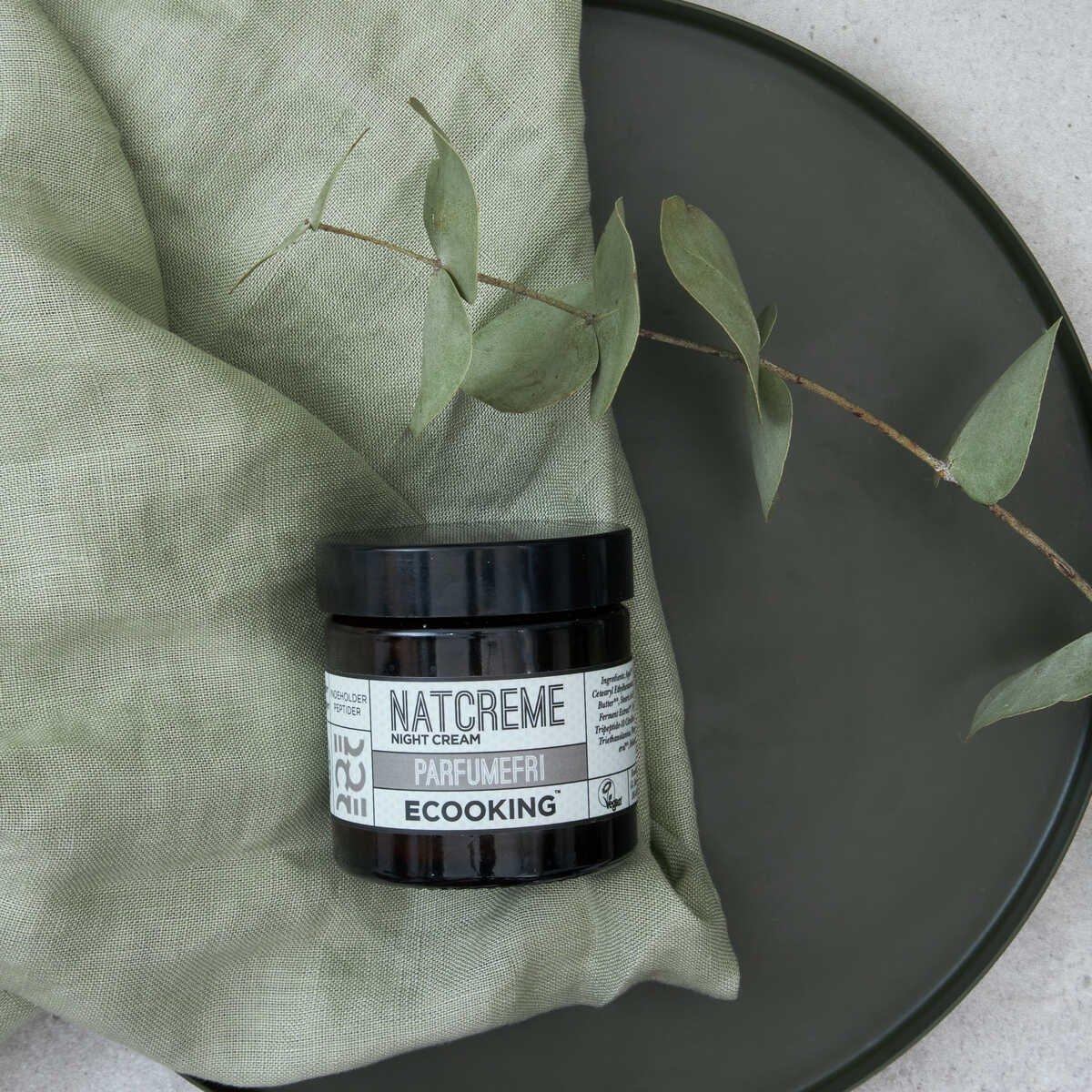 Natcreme Parfumefri 50 ml
