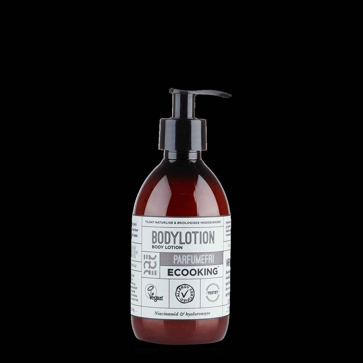 Bodylotion Parfumefri 300 ml