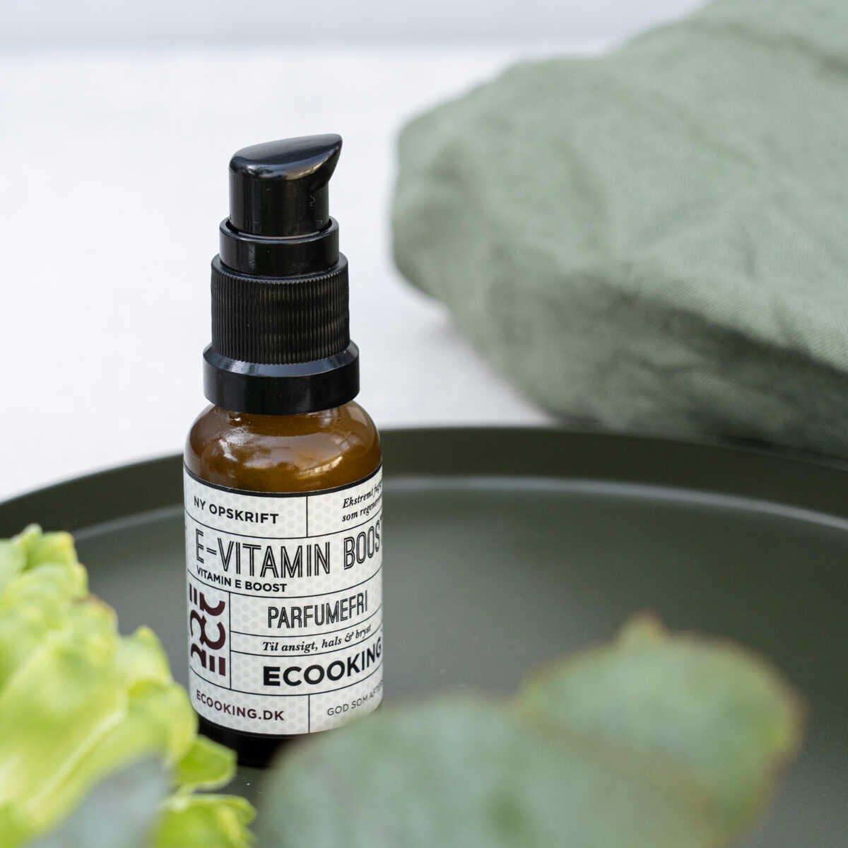E-Vitamin Boost 20 ml