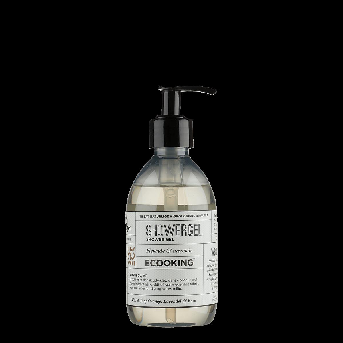 Showergel 300 ml