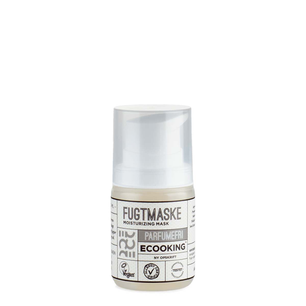 Fugtmaske Parfumefri 50 ml